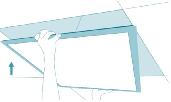 Bioledex® LED Panel 625 x 625
