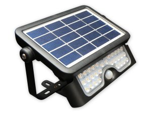 5W Solar LED Strahler mit Solarzelle