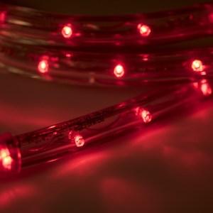 Lichtschlauch 50m rot in Wunschlänge