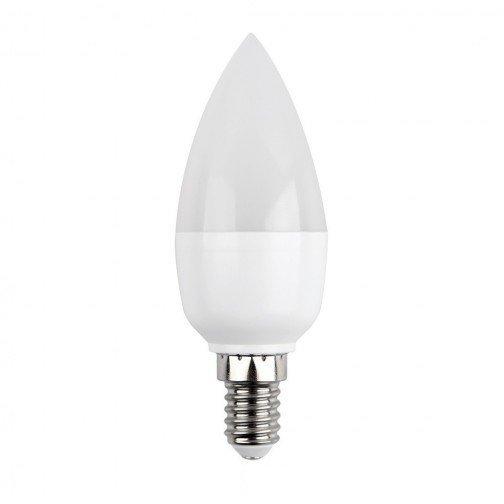 Helle E14 LED Kerze 6W warmweiss