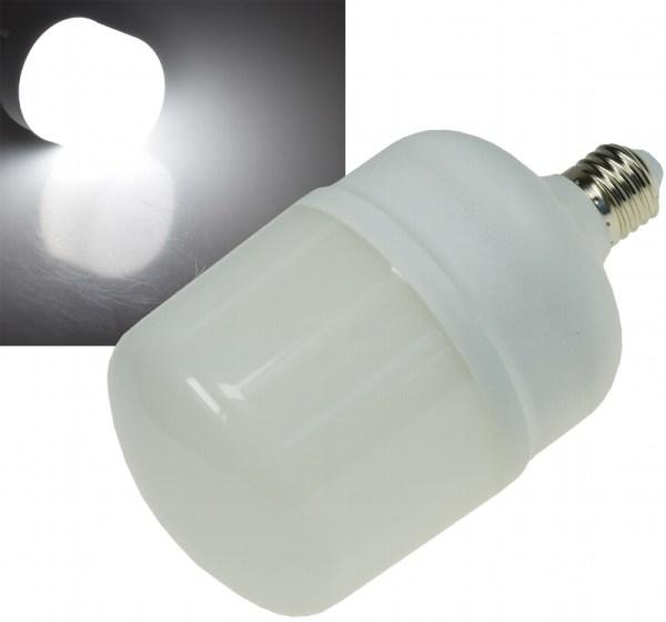 Extrem helles 28W LED Leuchtmittel E27 2500 Lumen neutralweiß