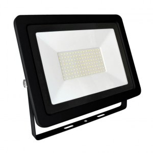 100W LED Fluter Slim 7000 Lumen tageslichtweiß