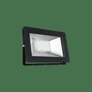 Heller 50 Watt LED Fluter Lichtfarbe warmweiß