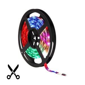 sehr helles RGB LED Band, Streifen doppelte Anzahl, 14,4 Watt / m