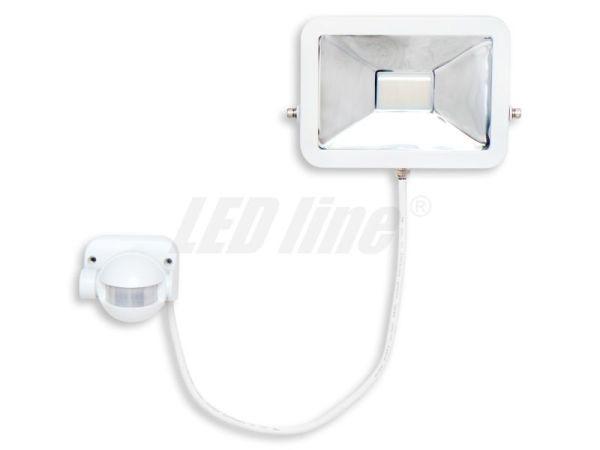 LED Fluter Slim mit Bewegungsmelder