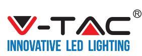 Vtac 15W LED Globe SKU 4181 VT-1844
