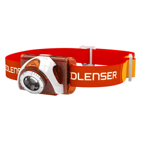 SEO3-ORANGE-002-Ledlenser Headlamp