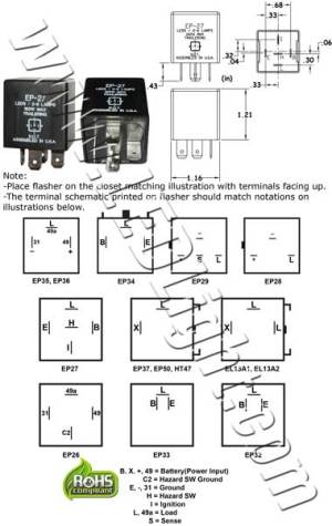 Ep27 Flasher Wiring Diagram  Somurich