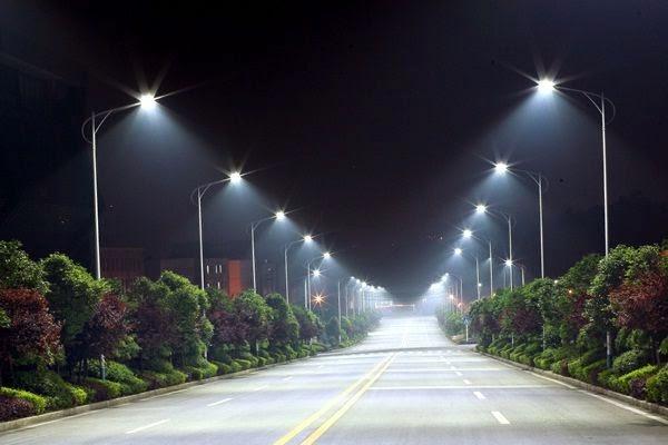 Efficient Street Lighting Program in Andhra Pradesh,India