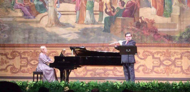 """Il flautista Onorio Zaralli racconta la sua tournée messicana: """"Fra giovani e concerti, vi racconto il mio nuovo inizio"""""""