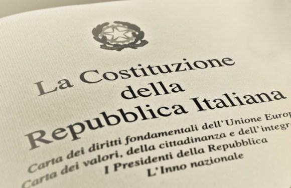 Referendum e Costituzione: fine dei valori condivisi