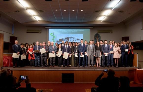 Ordine dei Medici di Latina. Tradizionale cerimonia per il giuramento dei giovani neo-laureati