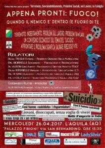 Qui L'AQUILA - Un Convegno (scomodo) sui temi della crisi e del terremoto
