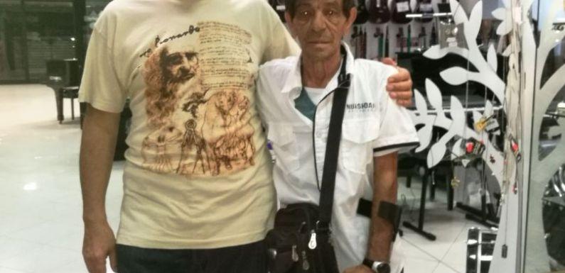 DIESIS * Alfredino Rampi, Angelo Licheri e la Musica