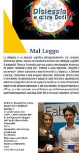 """""""Mal Leggo"""", al Maker Faire di Roma il grande progetto sul mondo della dislessia 1"""