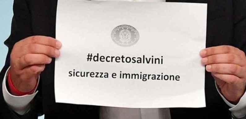 Decreto sicurezza fra disobbedienza civile e polemiche (disinformate): c'è la Costituzione, bellezza!