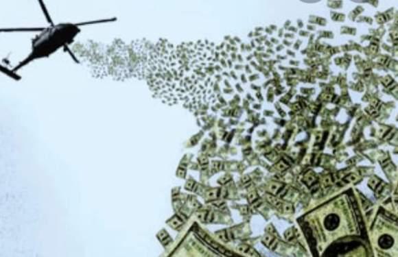 QUI FRANCOFORTE – Quando i soldi piovevano dal cielo