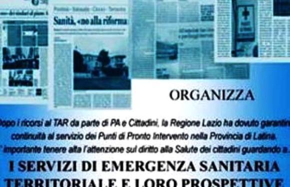 LED EVENTI – In videoconferenza riflessioni a confronto sui PPI in Regione Lazio