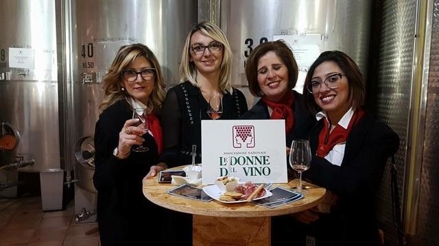 Festa delle Donne del Vino Sicilia Teatro Comunale Tina di Lorenzo 3 marzo 2018
