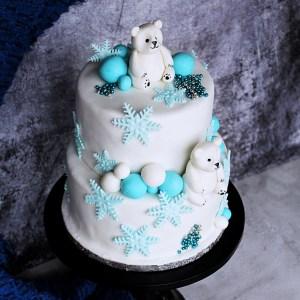 le doux fruit patisserie artisanale montpellier gateau design anniversaire ours polaires