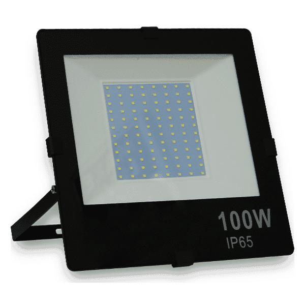 Lateral do Refletor de LED 100W