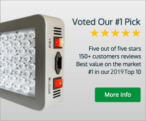 best led grow light top pick