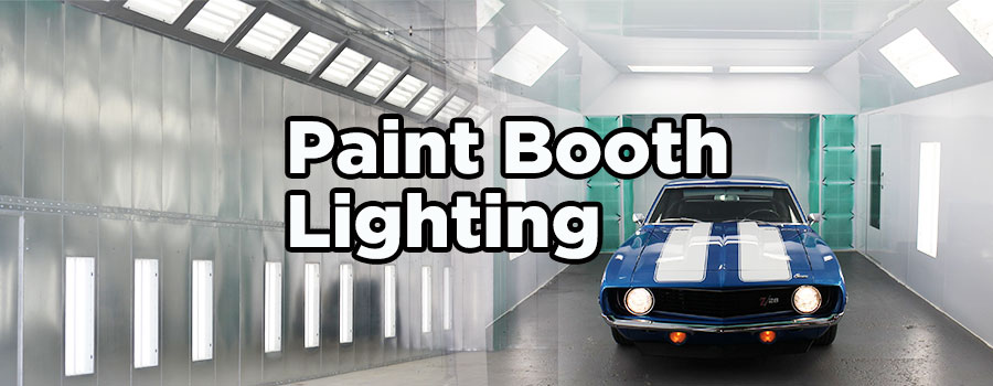 led paint booth lighting