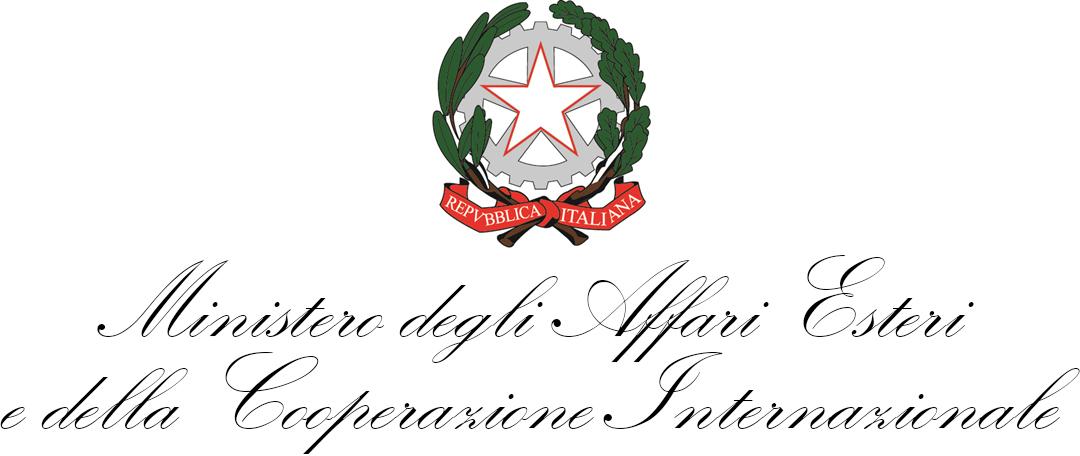 Logo Ministero degli Esteri