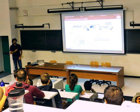 Quantum Tech seminario LEDS