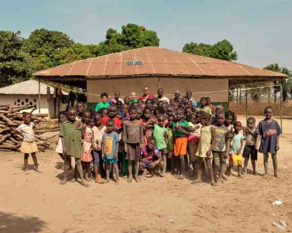 LEDS Guinea Bissau