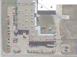 photometric lighting design parking