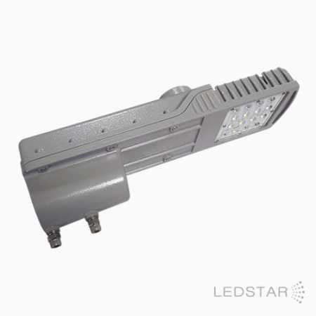 Luminária LED Parking Station Perspectiva