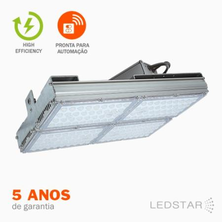 Luminária High Bay LEDSTAR® High Efficiency