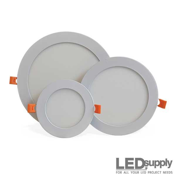 4 8 inch low profile recessed led ceiling lights