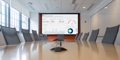 indoor led display for meeting
