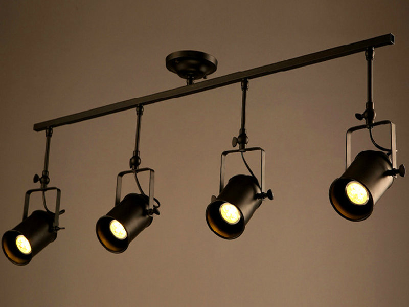 101 on using led track lighting in your