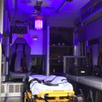 EMS Vehicle Cleaning