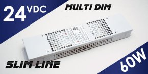 24V MD-024-060VT Multi Dim LED Driver