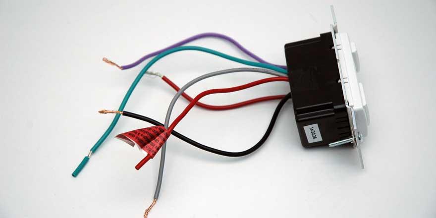 0-10V Leviton LED Dimmer IP710-DLZ - LED World Lighting
