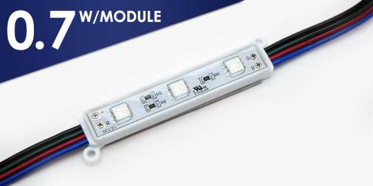 LBL-30-3-12V-RGB LED modules
