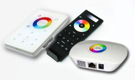 Wireless Master and Slave Color Controllers HUEDA™
