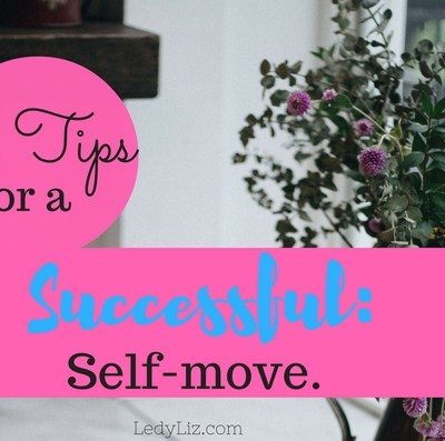 How to have a successful, unexpected self-move.