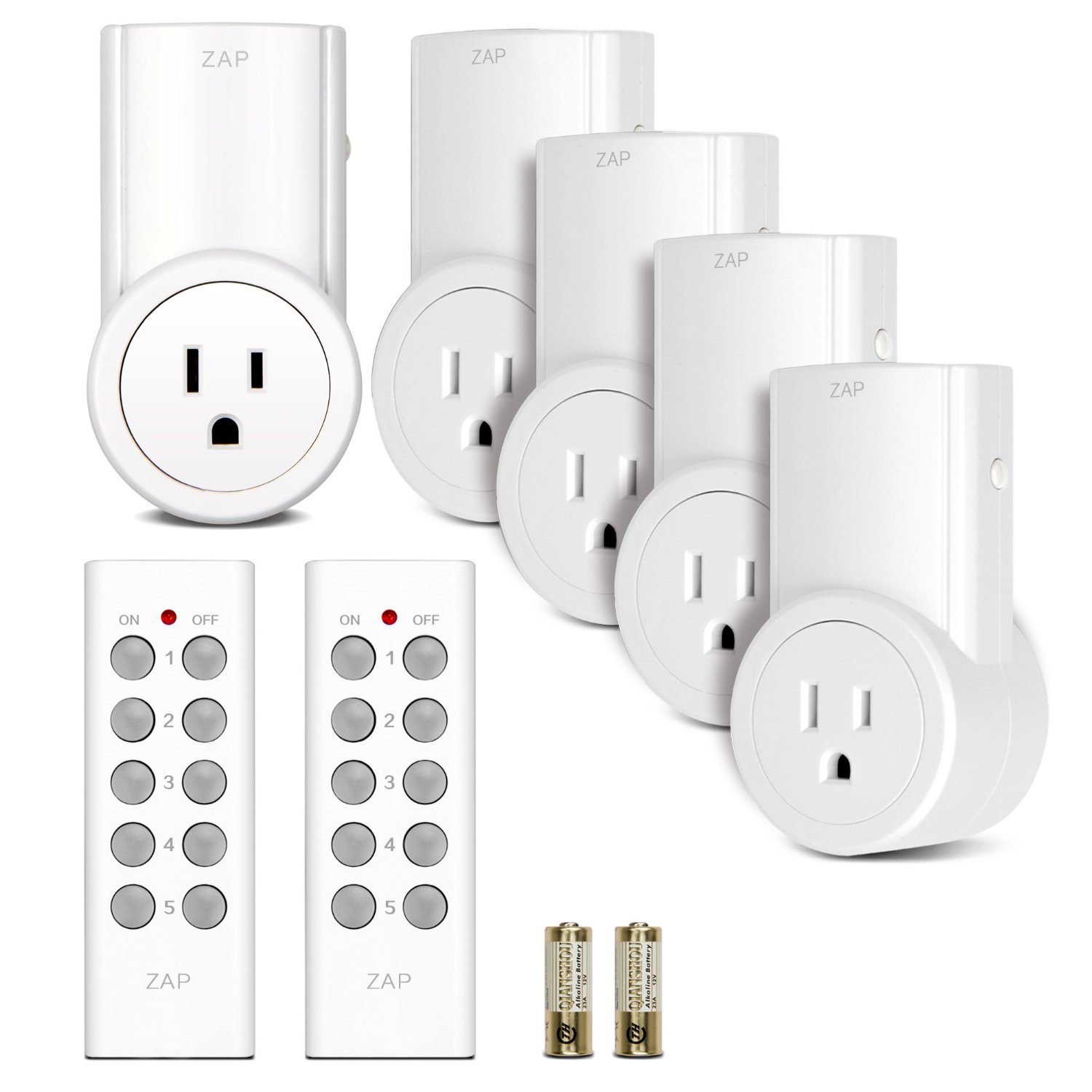Lee.org » Blog Archive ZAP L-Series Remote Control Electrical ...