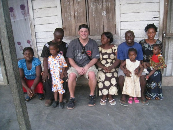 Douala, Cameroon, Africa