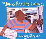 Jones Family Express front cover