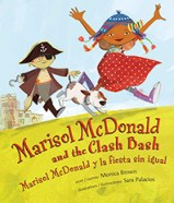 Marisol McDonald and the Clash Bash cover image