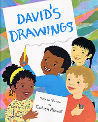David's Drawings Cover
