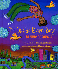 upside down boy cover