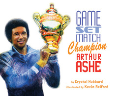 game set match champion arthur ashe cover