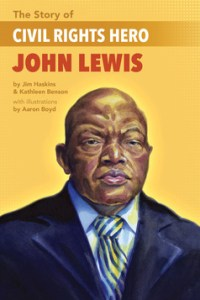 The Story of Civil Rights Hero John Lewis cover image